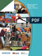 Manual Actividad Fisica BAJA 2013