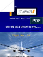 Jet Airways Mdeepg