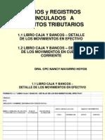 1.1 y 1.2 - Libro Caja y Bancos