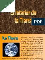 Interior de La Tierra