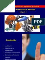 Elementos de Proteccion Personal Parcial 3