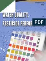 A.apa -Calitate Pentru Tratamente Plante