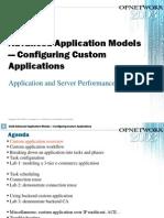 1419Configuring Custom Applications
