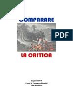 Comparare La Critica
