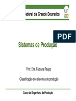 Aula 4 - Classificação dos SP 2013 [Modo de Compatibilidade]