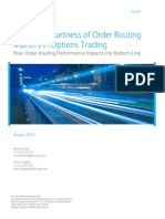 Barclays_Smartness of Order Routing for Options_Jan 2014e