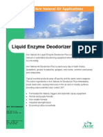 Deodorizer Plus