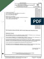 EN 1092-1 - 2001 (DIN 2002 incl. NA)(D) - vervallen