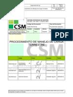 CSM-OPS-PO-02 Procedimiento de Manejo de Carga Terrestre v.2