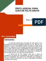 PDF Aep DireitodoTrabalho InqueritoJudicial KonradMota