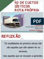Gerenciamento de Frota - Logistica