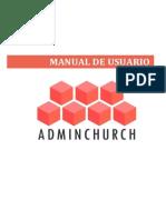 Manual ADMINCHURCH