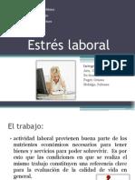 Psicologia Del Trabajo Stress Laboral