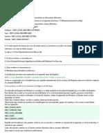 Estructura Del Registro de Windows