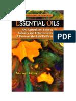 Murray Hunter Essential Oils