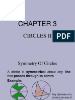 SYMMETRY OF CIRCLES.ppt