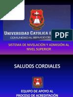 CURSO PROPEDÉUTICO U. C.