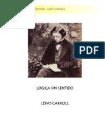 Logica Sin Sentido - Lweis Carroll