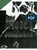 Aller, Konradin - Moses entlarvt - Die Wunder Mosis als luftelektrische Vorgänge (1936)