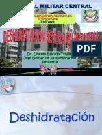 deshidratacionseveraenpediatriajunio09charlafinal-121213231332-phpapp02