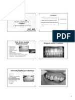 Roadshow Periodontal Assessment