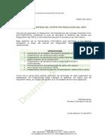 Aporte por Regulación del OEFA
