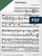 Piazzolla Tristango (Piano)