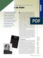 Memoria Thomas Kuhn