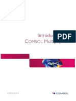 Introduction to COMSOL Multiphysics