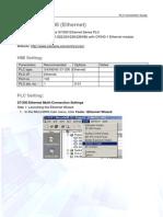 Siemens S7 200 Ethernet