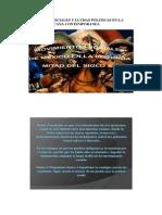 Movimientos Sociales y Luchas Politicas en La Sociedad Mexicana Contemporanea