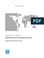 DigitalFlow GF868 _Programming Manual