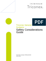 Safety Considerations Guide Tri-GP v2 Systems