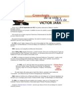 Biografia Victor Jara