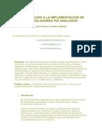 Introduccion a La Implementacion de Controladores Pid Analogos (1)