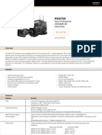 PDW700