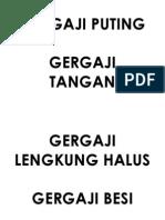Bahan2 Bengkel Kh (Label)
