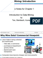 Data Mining Data Mining Cluster Analysis