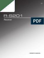 Yamaha 2.0 - R-S201