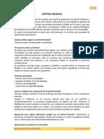 Control Prenatal Iinfo Comadronas