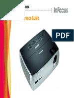 Projector_manual Infocus IN26