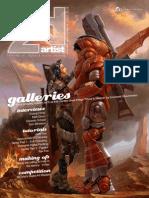 2DArtist Issue 003 Mar06