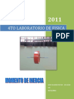 4to Laboratorio-momento de Inercia