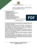 Plan Anticorrupción 2.014 Personeria Oiba