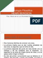 Bergson Diapositivas Trans i