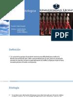 Marcha Patologica Steppage