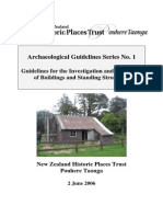 00 NZ Archaeological Guidelines Series 1