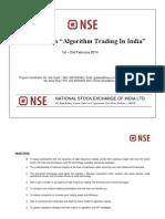 Program Schedule Algorithm Trading