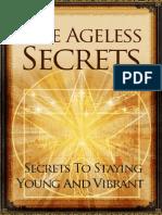 The Ageless Secrets