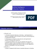 3 Heuristic Serch